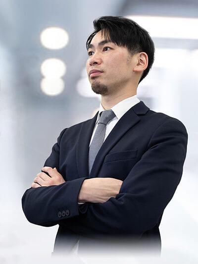 橋本純樹(はしもと じゅんき)の人物写真